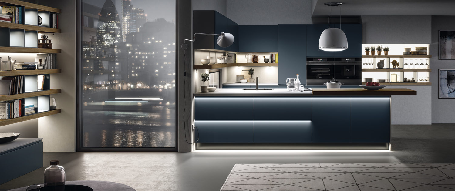 Luci LED Cucina - Montefeltro Luce
